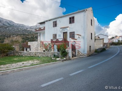Baška, Detached family house for adaptation